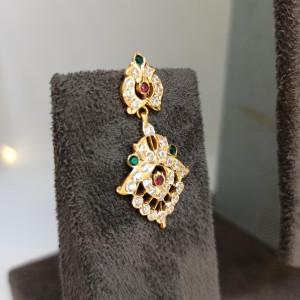 Arpitha Colorstone Earrings