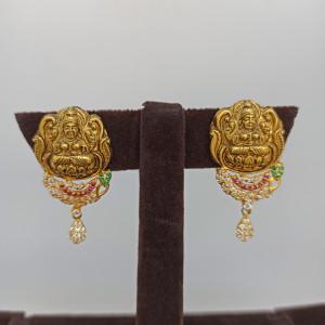 Lakshmi Earrings For Her