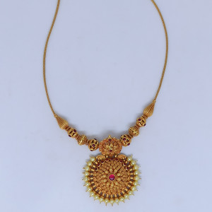 Antique Moti Necklace