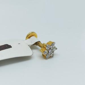 Nakshatra Diamond Nosepin