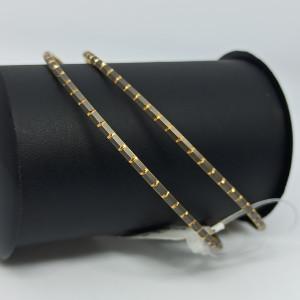 Black Rhodium Bangles