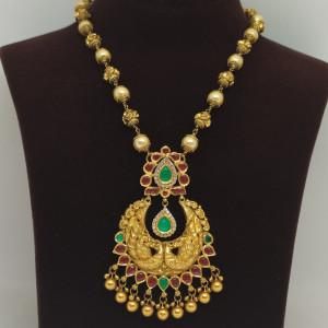 Peacock With Gundu Haram