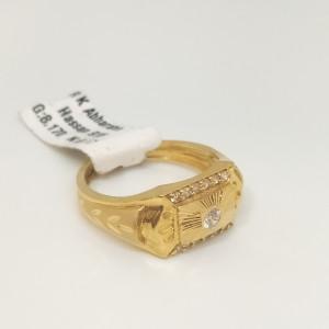 Suresh Cz Ring