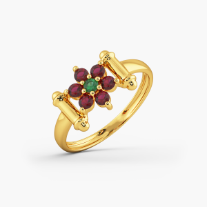 The Srilatha Ring For Her