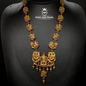 Nakash Laxmi Necklace Pp093