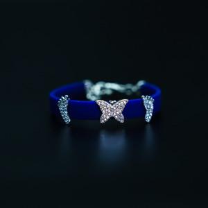 925 Silver Flutter Bracelet