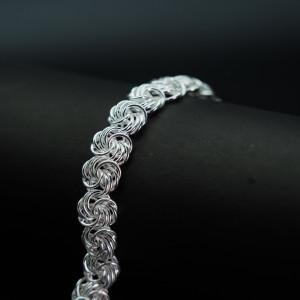 925 Silver Lush Bracelet  925 Silver Lush Bracelet  925 Silver Lush Bracelet  925 Silver Lush Bracelet  925 Silver Lush Bracelet