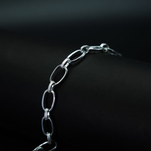 925 Silver The Transparence Bracelet