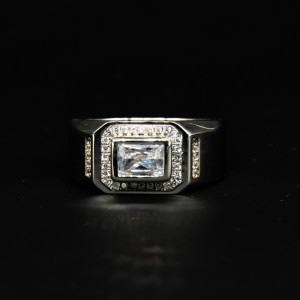 925 Silver Zircon Charm Ring  925 Silver Zircon Charm Ring  925 Silver Zircon Charm Ring  925 Silver Zircon Charm Ring