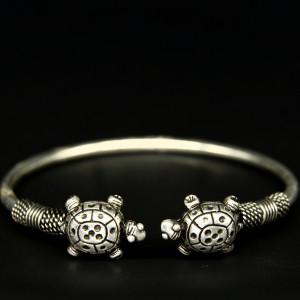 925 Silver Turtle Kada  925 Silver Turtle Kada  925 Silver Turtle Kada