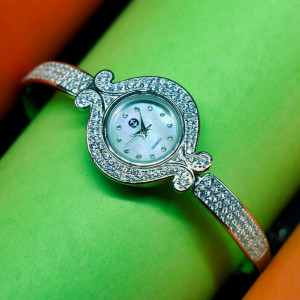 925 Silver Shimmer Watch