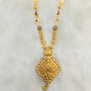 Fancy Gold Haram 916