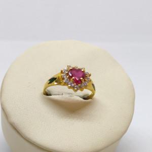 Tanvee Stone Ring