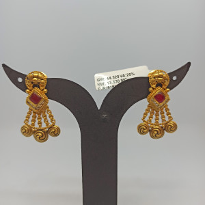 Bali Type Earrings For Her