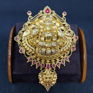 Lakshmi Traditional Pendant
