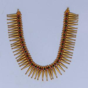 Vishakha Antique Necklace