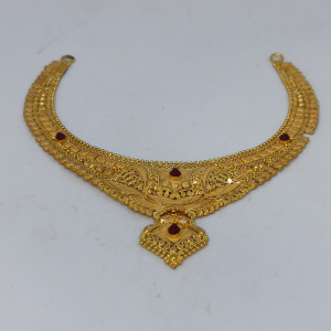 Radhe Antique Necklace