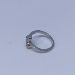 Heart Toe Ring