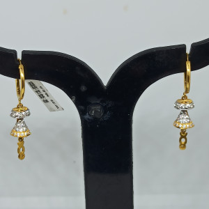 Cz Drop Earrings