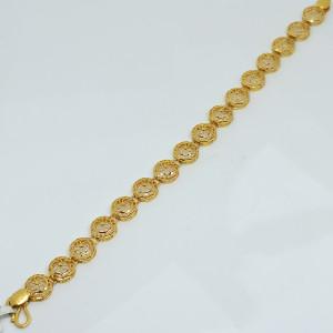 Jali Bead Unisex Bracelet