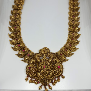 Antique Nakash Designer Haram