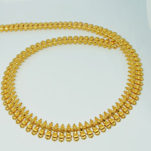 Plain Gold Drop Haram 2