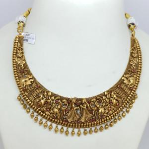Kanyakumari Antique Necklace 2