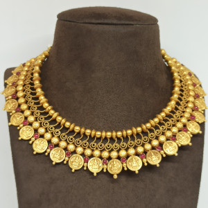 Kasina Sara Antique Necklace