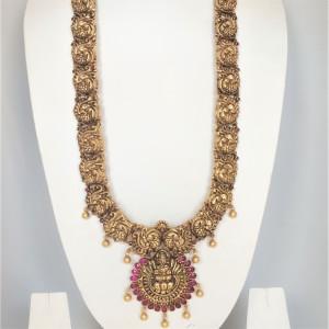 Peacock Antique Designer Haram