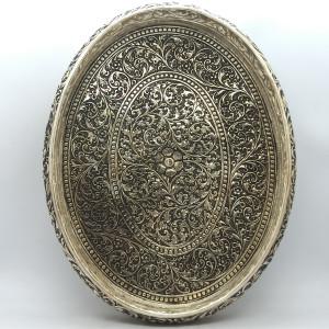 Oxidized Oval Tambalam