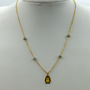Yellow Penguin Chain