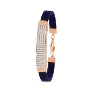 Real Diamond Gents Bracelet 2