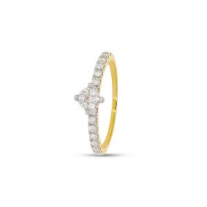 21 Diamond Pcs Ring