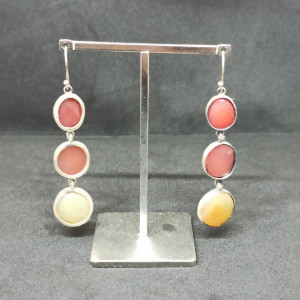 Colourstone Earrings For Her