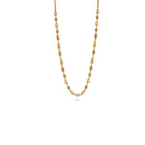 White Pearl Chain