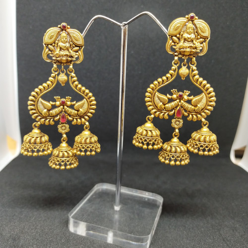Lakshmi Antique Stud