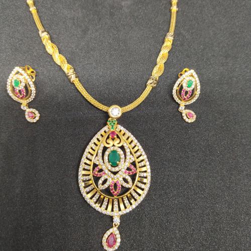 Fancy Stone Nacklace