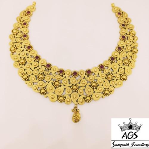 A Fusion Antique Necklace 2