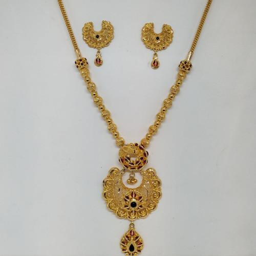 Chand Bali Nacklace