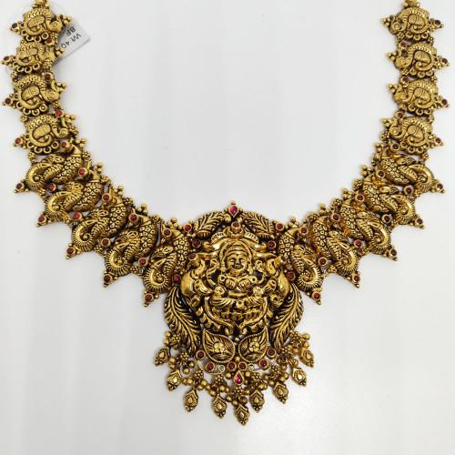 Antique Lakshmi Nacklace
