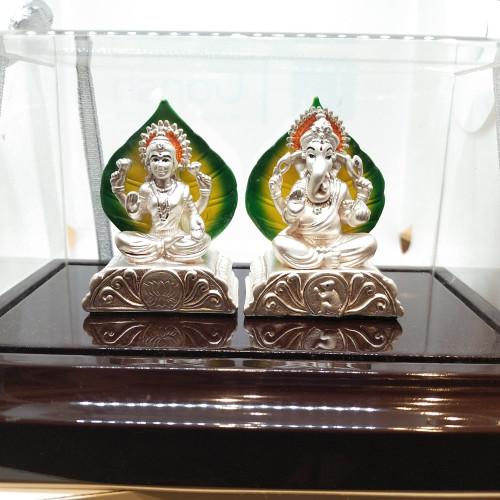 Lakshmi And Vinayagar Idol