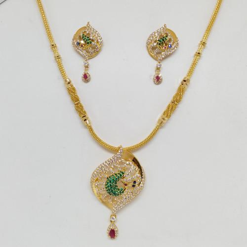 Stone Fancy Nacklace