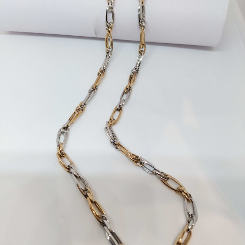18kt Rose Gold Chain