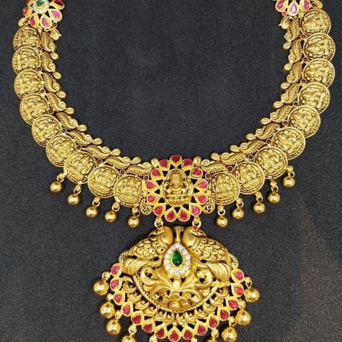 Lakshmi Antique Necklace