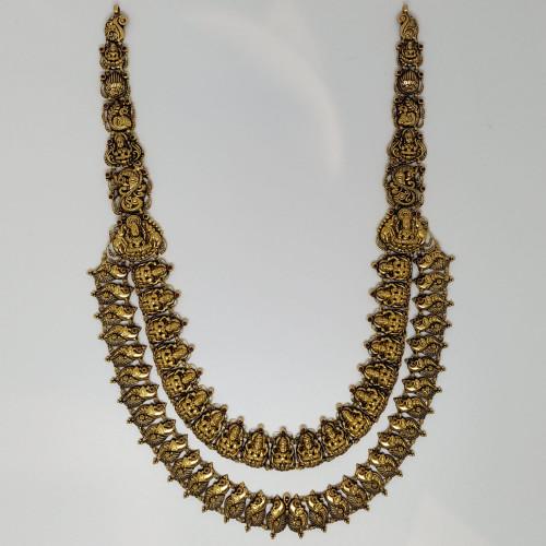 Antique Lakshmi Two Steps Haram