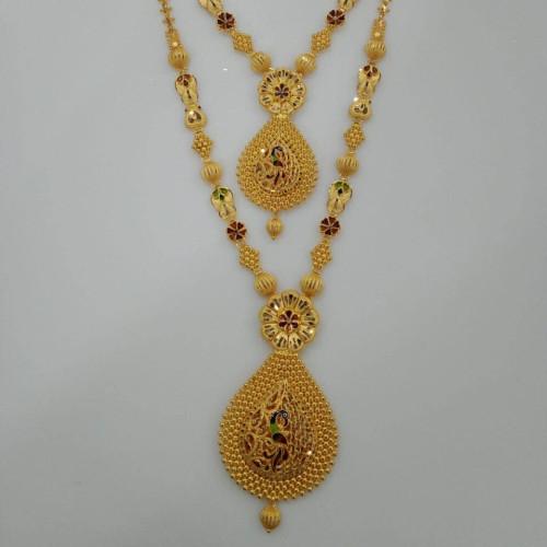 Mayil Haram  Necklace