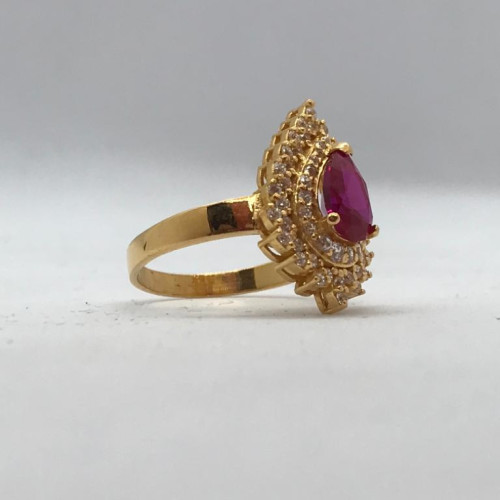 Fancy Stone Ring