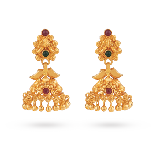 Hema Traditional Jhumka