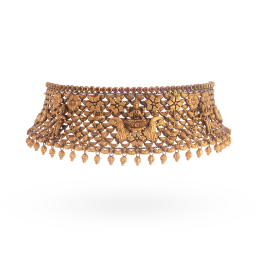 Ranjini Antique Choker