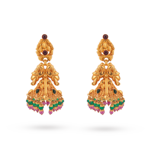 Darpana Traditional Jhumka
